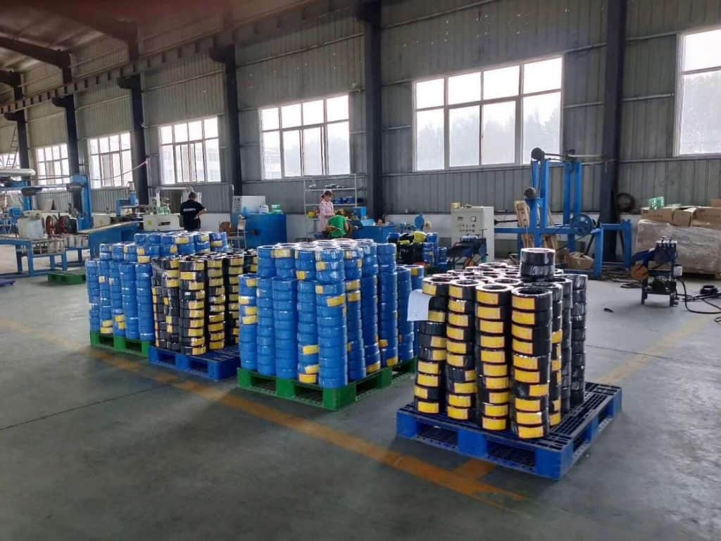 electrical wire stock