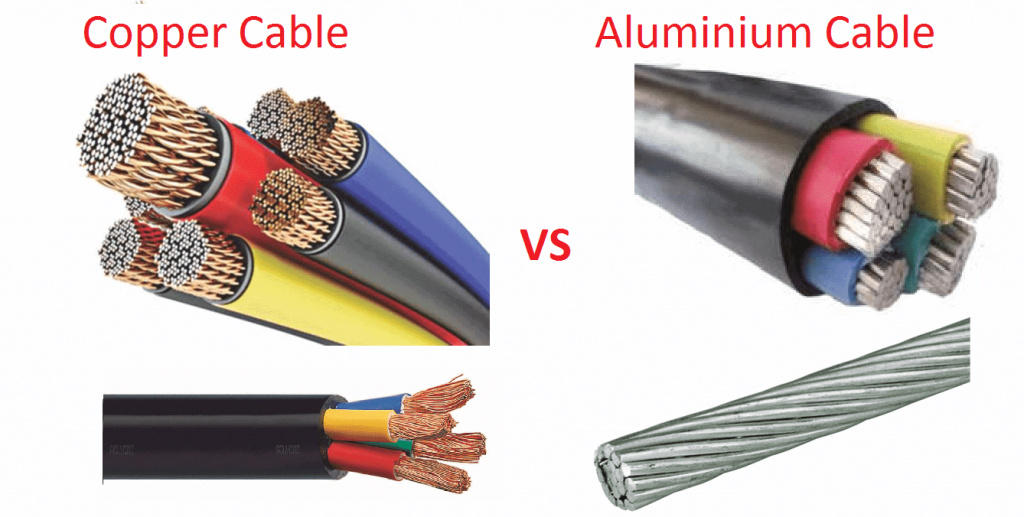 Copper Cable Vs Aluminum Cable