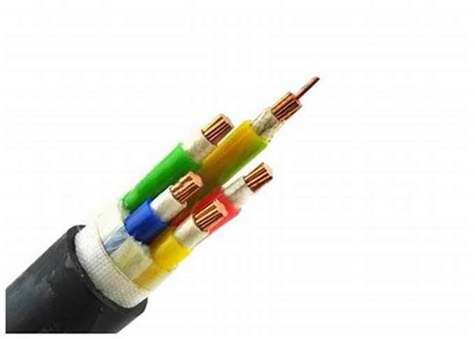low smoke zero halogen cable