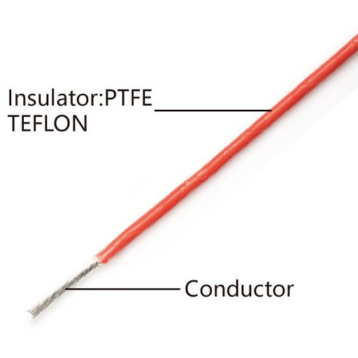PTFE Wire Specification