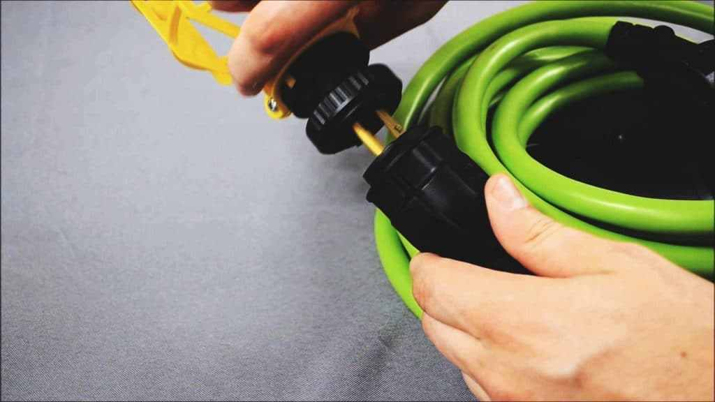 Extend Outdoor Electrical Cable