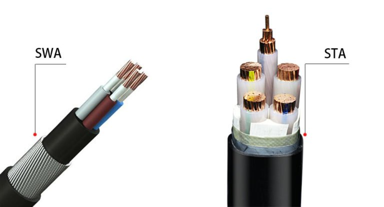 swa cable and sta cable
